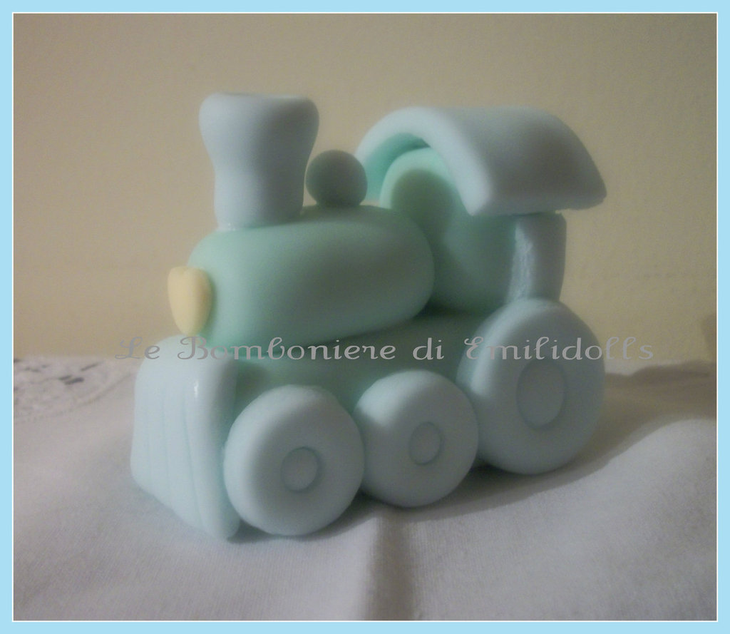 Bomboniera Trenino