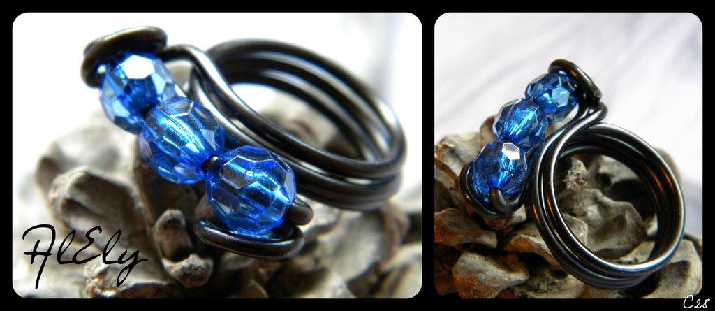 Barbablù anello wire C28
