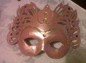 maschera odalisca col. bronzo