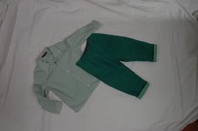 mod.31-81 tg.A1/2 pantalone con camicia