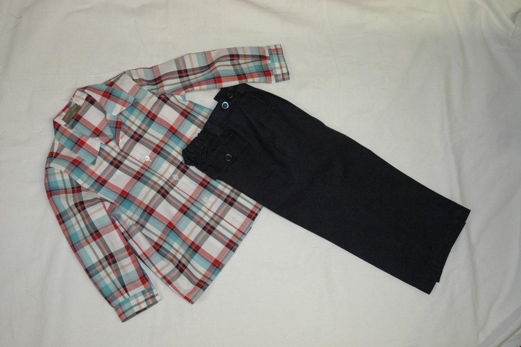 mod.31-85 tg.A2/3 pantalone con camicia