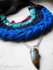 NEW!!! Collana Millegiri Egypt - Eletric Silk