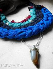 NEW!!! Collana Millegiri Egypt - Eletric Silk