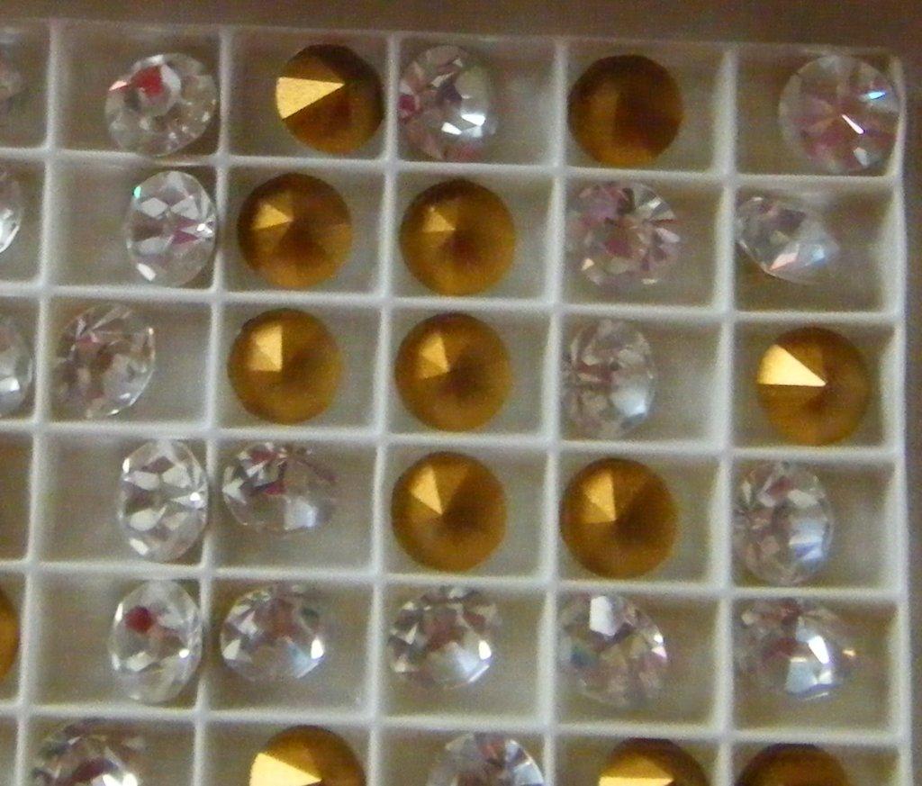 strass swarovski  47 ss  crystal