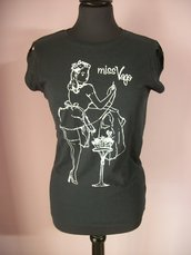 T-shirt Stampa A