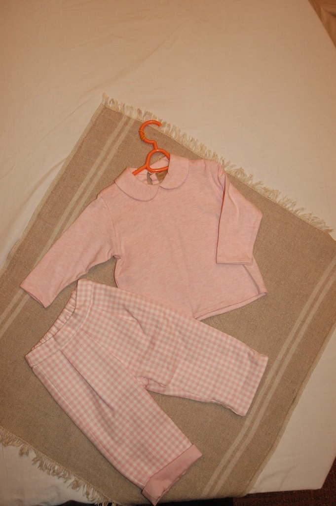 mod.51-81 tg.M3/6 completo pantalone e maglietta