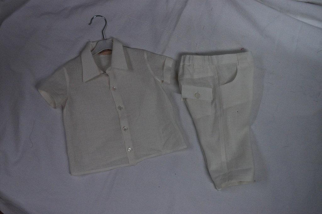 mod.86-32 tg.M6/9 completo pantalone con camicia