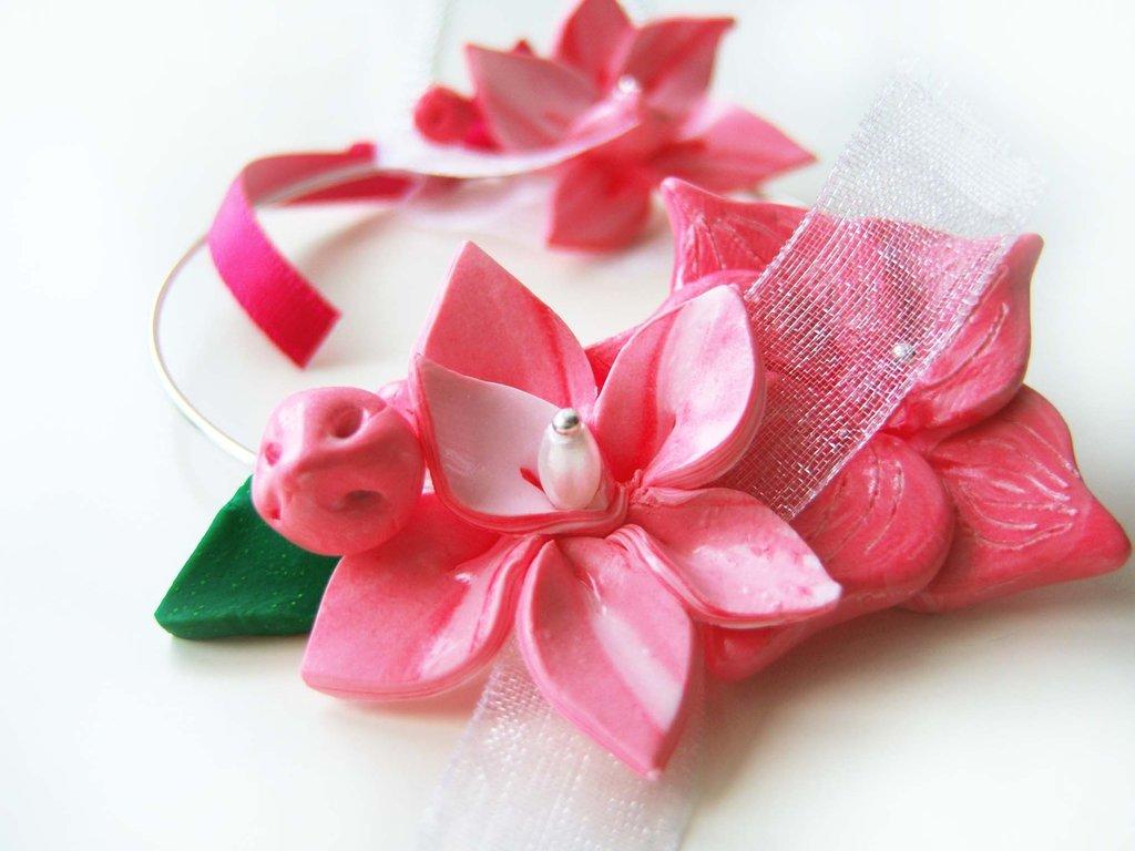 "collana""sweet spring"" rosa"