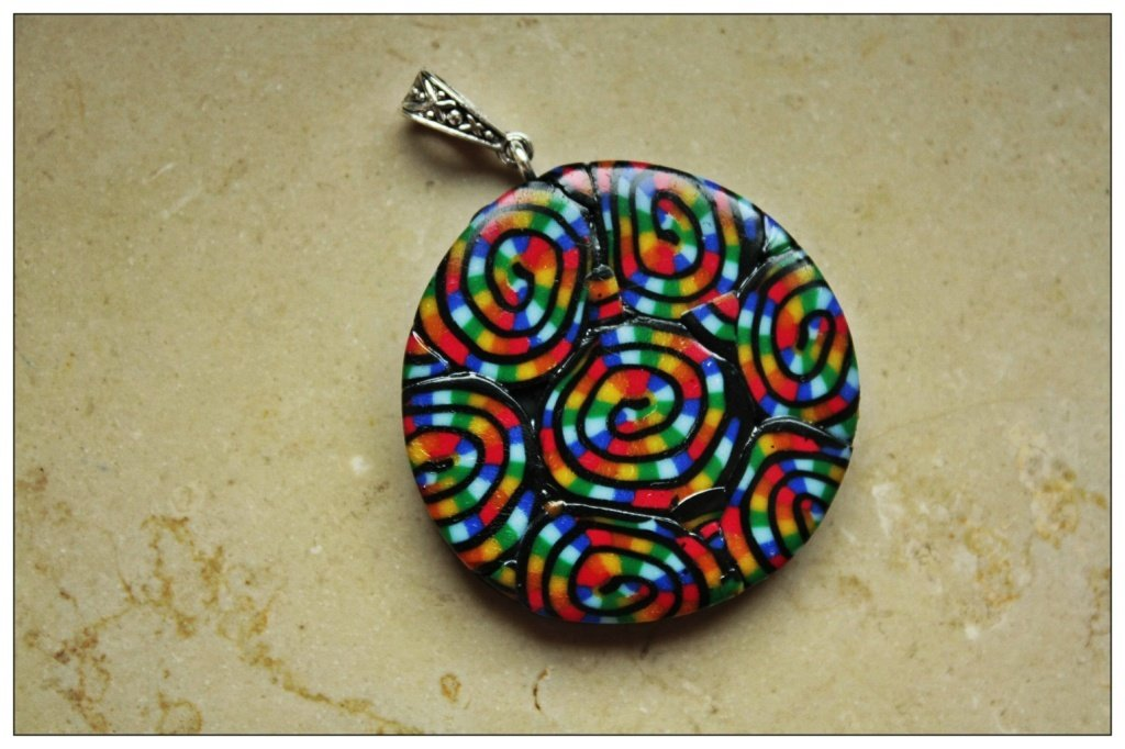 collana arcobaleno
