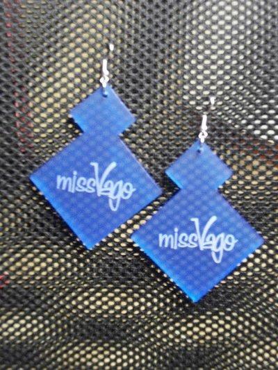 Orecchini MissVago blu