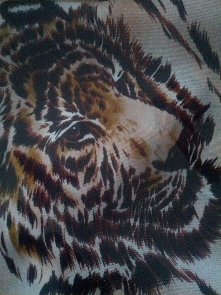 foulard gioiello con filigrana, pietre dure e cristalli