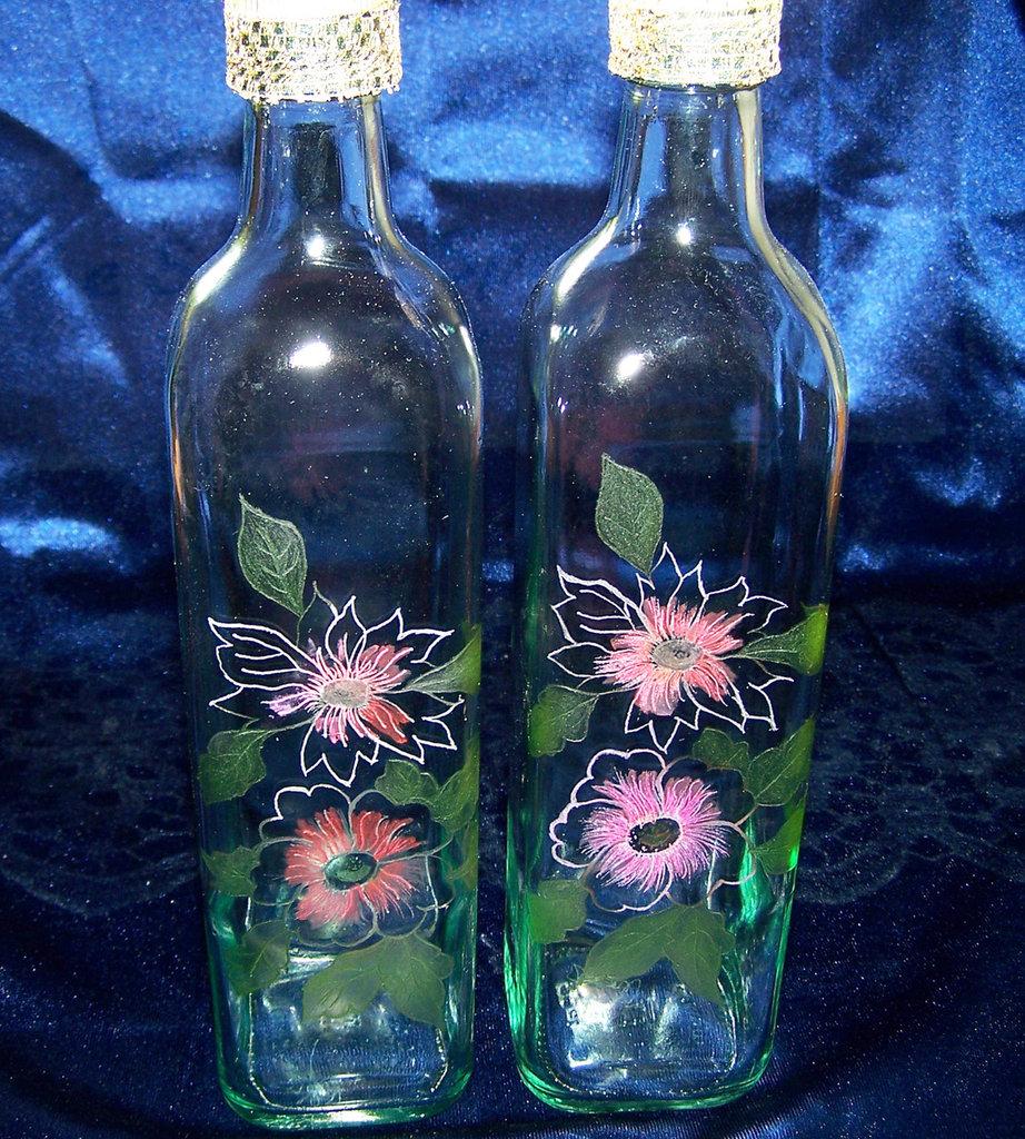 Bottiglie gemelle