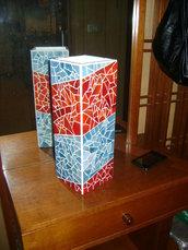 vaso di mosaico