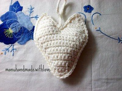 Cuore crochet
