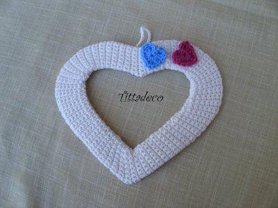 Cornice cuore