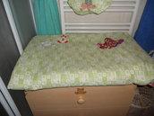 copri fasciatoio handmade
