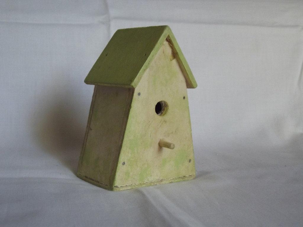 casetta uccellini