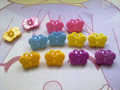 Bottoni farfalla