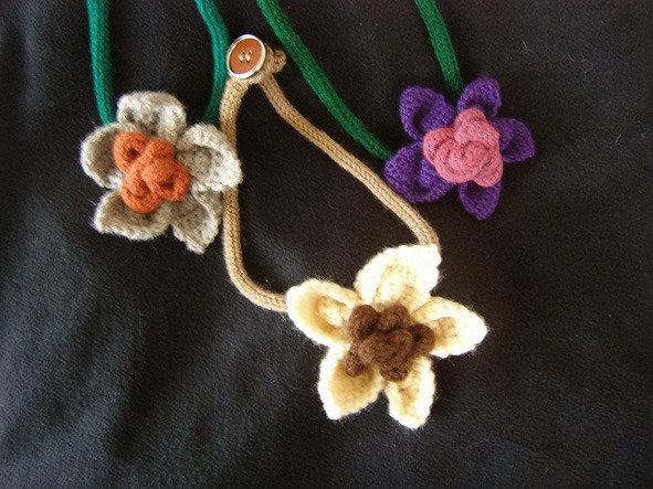 girocollo di lana