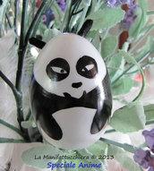Genma Panda, uovo decorato