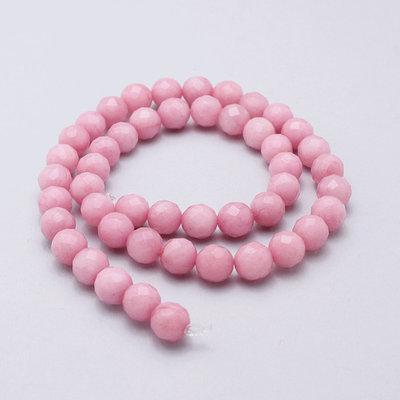 5 perle radice di Morganite