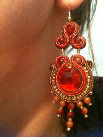 orecchini soutache san valentino!!!
