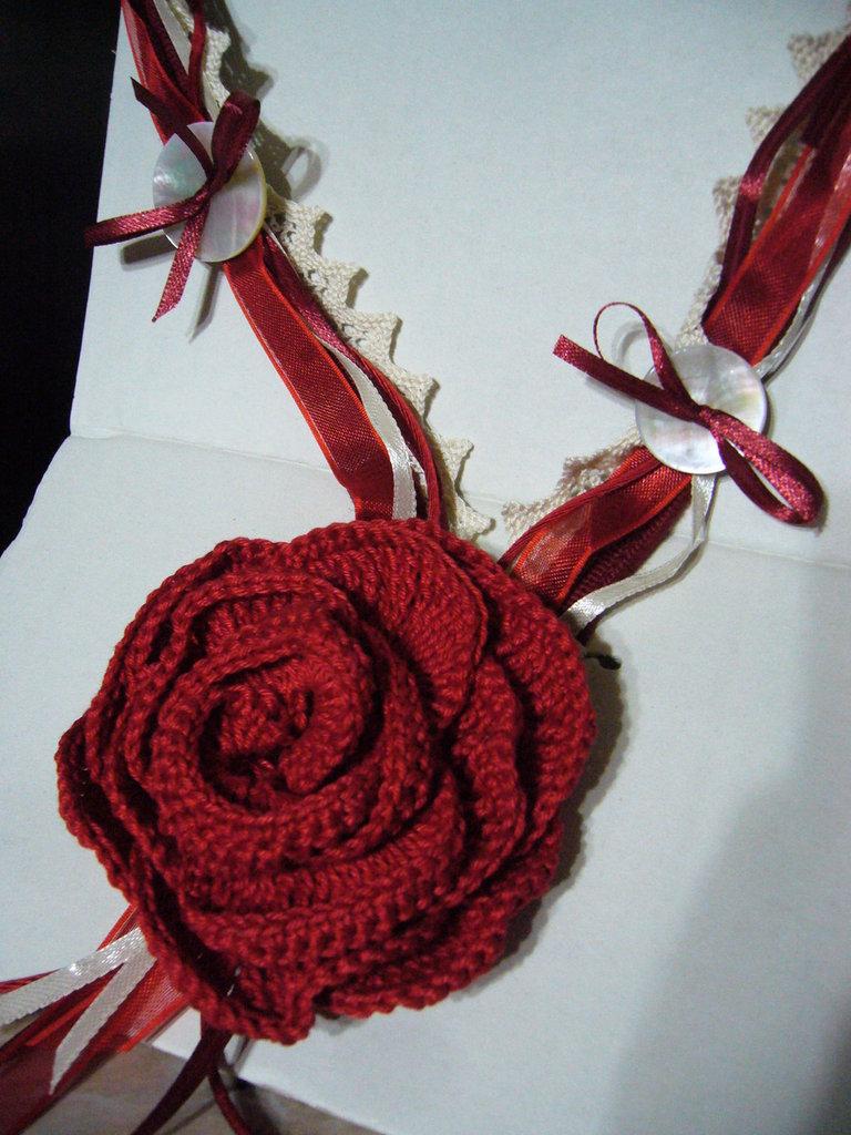 collana rossa