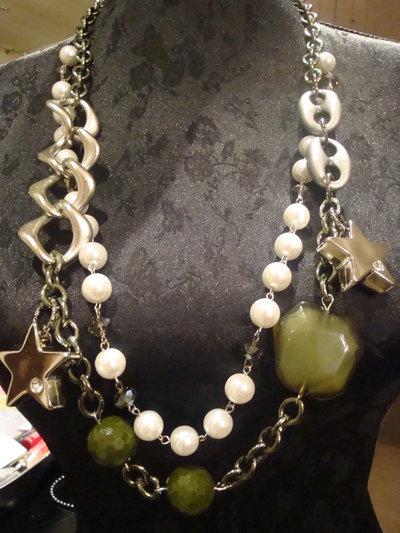 collana pearls