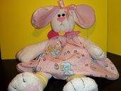 Coniglietta porta pigiama