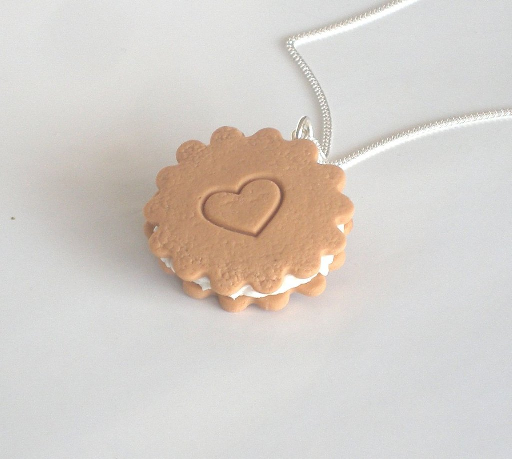 COLLANA PetitPatiesserie BISCUIT - NECKLACE