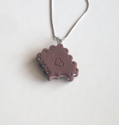 COLLANA PetitPatisserie CHOCO BISCUIT - NECKLACE