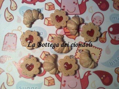 Ciondoli Biscotti Brioches