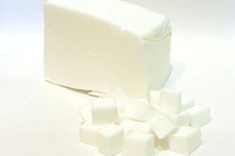 Base per saponi bianca
