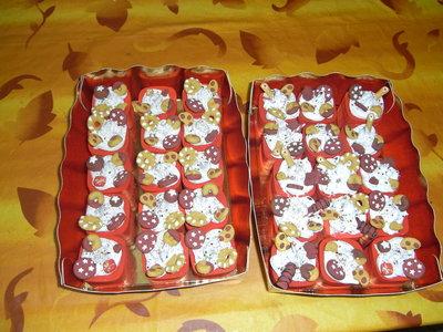 scatolette dolciosi