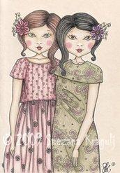 STAMPA-PRINT -Sisters