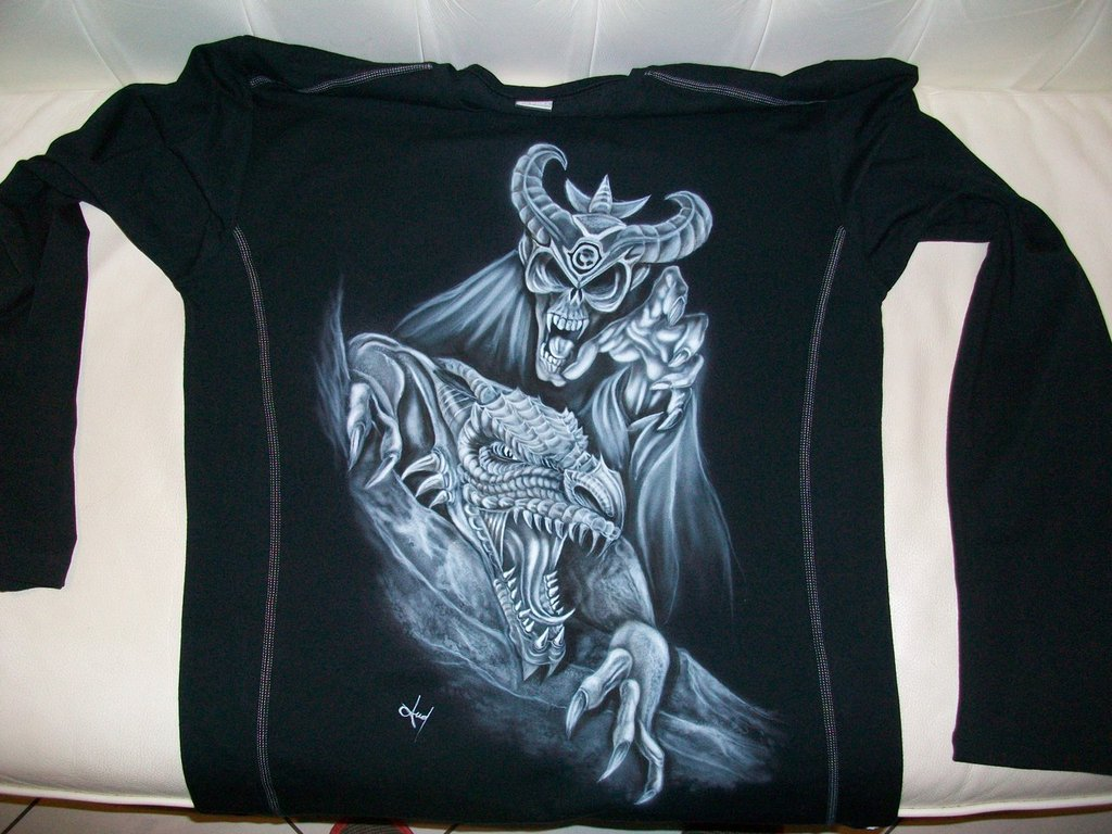 T-shirt Drago