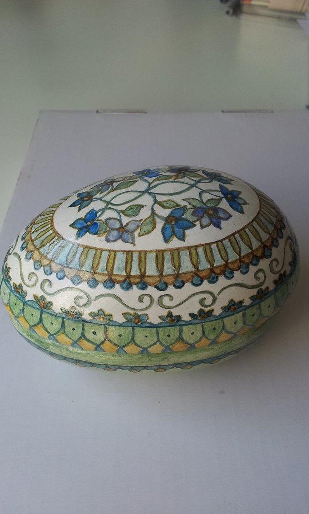 scatola a uovo