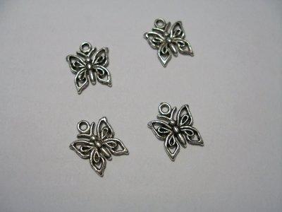 Charms - farfalla -