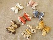 farfalla calamita bomboniera