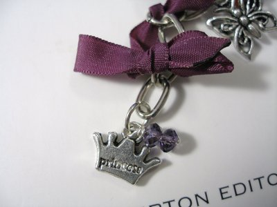 "Bracciale ""Pink&Purple"""