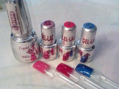 Gel-Lak CrystalNails 4pz.