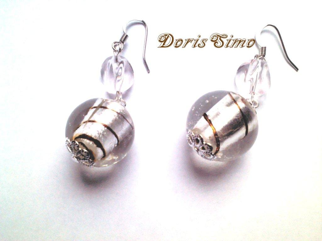 orecchini pietra
