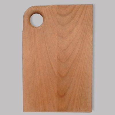tagliere in legno di faggio evaporato