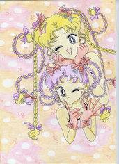 Stampa disegno Sailor Moon