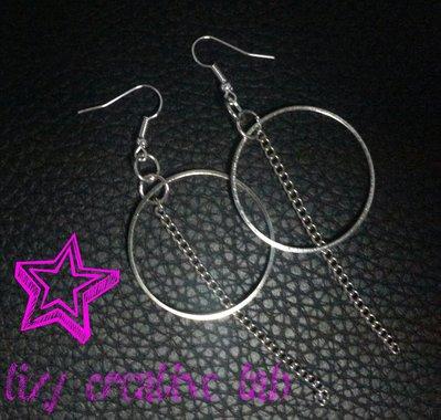 Earrings Silver