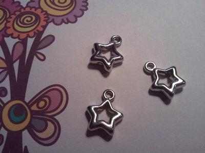 stelle resina 12 pezzi