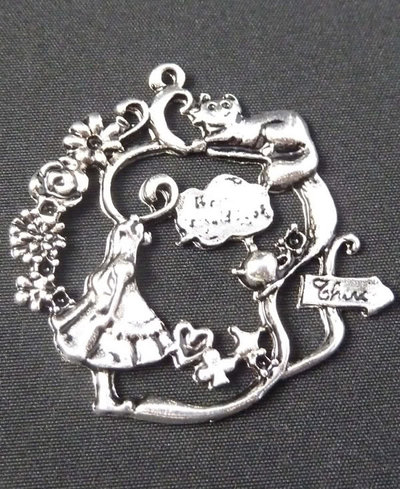 2 Charms ciondoli Alice