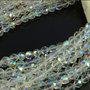perle semicristalli 4mm crys-ab. filo 40 cm (circa 96 perle)