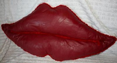cuscino Labbra