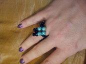 CLASSIC NOIRE anello